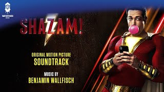 SHAZAM! Theme - Benjamin Wallfisch (official video)