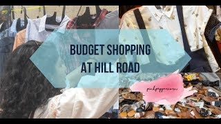 Budget Shopping at Hill Road, Bandra | Street Shopping For College Interview | PinkPepperCorn