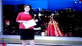 Cantiknya PUTRI VIOLLA (presenter tv one) 5