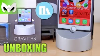 Gravitas Heng Docks (Unboxing + Review) ESPAÑOL