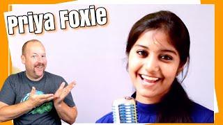 Mazhai Kuruvi | Cover by Priya Foxie | Chekka Chivantha Vaanam