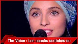 The Voice : Les coachs scotchés en découvrant la voix de Mennel