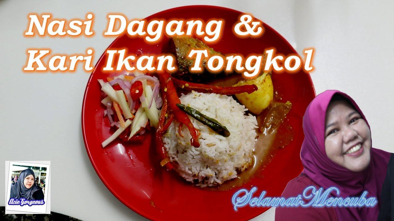 Nasi Dagang & Kari Ikan Tongkol | Resepi Viral | Resepi Mudah & Sedap | Wajib Cuba | Ganu Kita