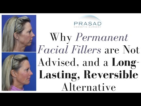 Why Permanent Fillers are Not Advised for Young People, and Help from Long Lasting Fillers
