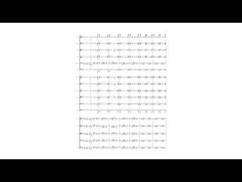 "Symphony In A-Flat Major ""The Quiet Girl"" (2012-2013, rev. 2014)"