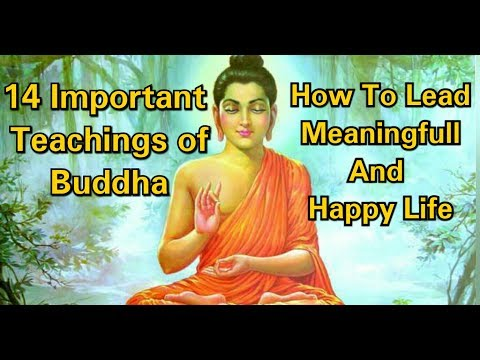 how-to-lead-meaning-full-and-happy-life-|-teachings-of-buddha