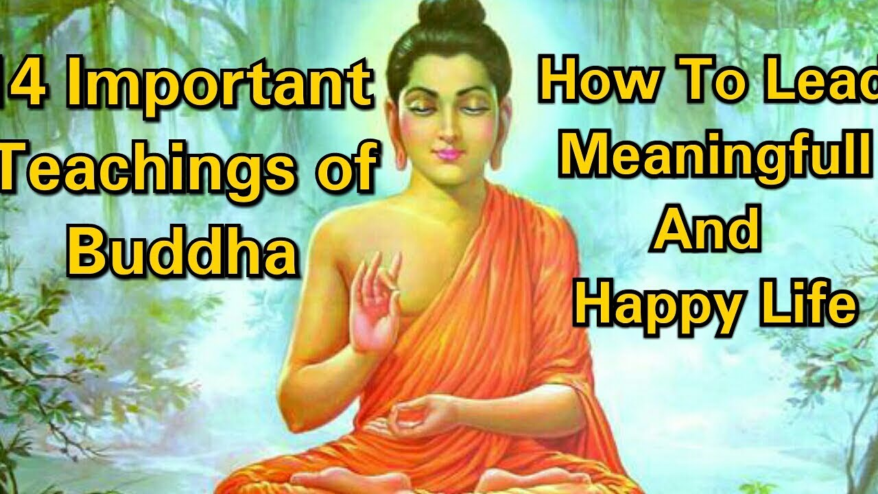 Life and Journey of Gautama Buddha Essay
