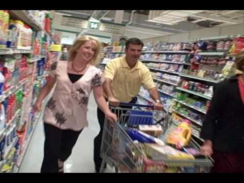 American 1 Supermarket Sweep - Chelsea 2009