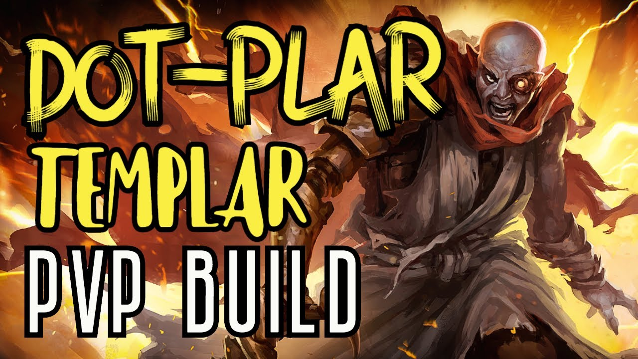 Magicka Templar PVP Build - DOT-PLAR - ESO Scalebreaker
