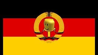East German Anthem Roblox Death Sound