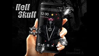 Popular Hell Skull 3D Keyboard Related to Apps