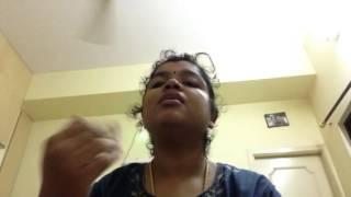 Voice culture - Shruthi A - swaram