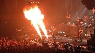 Rammstein - Du Hast Live Mexico 07-12-2010 (Multicam) HD