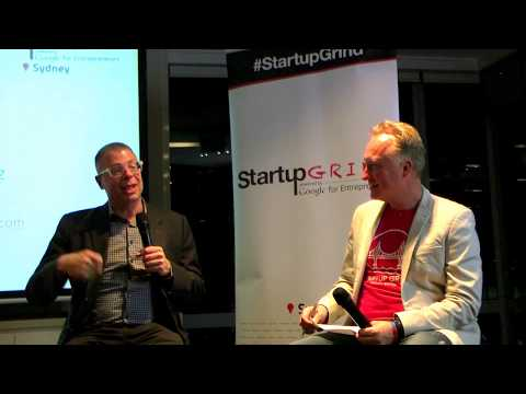 Startup Grind Sydney - Mark Pesce (Co-inventor VRML, founder MooresCloud, 6-time tech author)