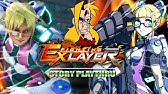 who is area from fighting ex layer youtube who is area from fighting ex layer