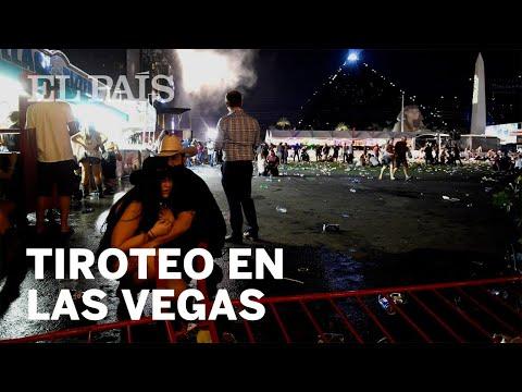 Así ha sido el tiroteo en Las Vegas | Internacional