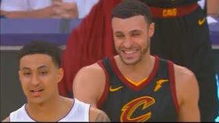 Larry Nance Jr Returns to Los Angeles vs Lakers & Greets Former Teammates! Cavaliers vs Lakers