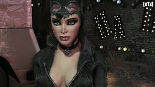 Batman Arkham City -  intro