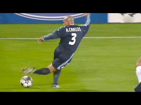11 Goals Roberto Carlos That Will Impress You