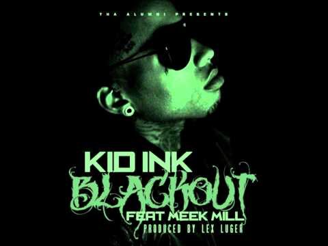 Клип Kid Ink - Blackout feat Meek Mill