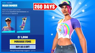 THIS SKIN RETURNED after 260+ Days...
