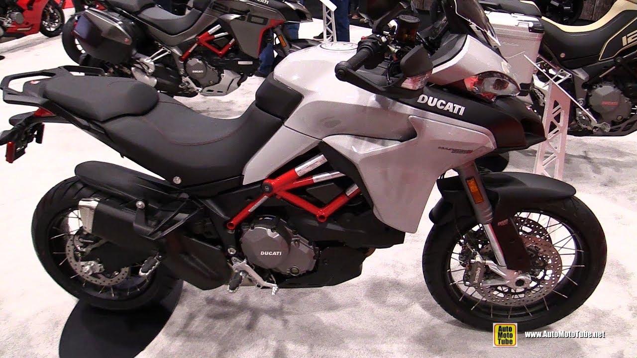 2020 Ducati Multistrada 950 S - Walkaround - 2020 Toronto Motorcycle Show