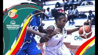 Full Game - I.N.S.S. v Kenya Ports Authority - FIBA Africa Women's Champions Cup 2018