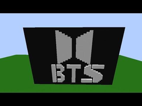 Full Download] Minecraft Pixel Art De Bts Army