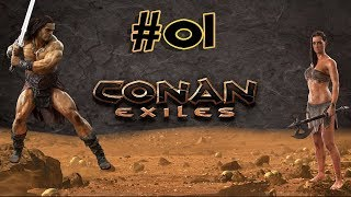Conan Exiles #01 - FR - Gameplay by Néo 2.0