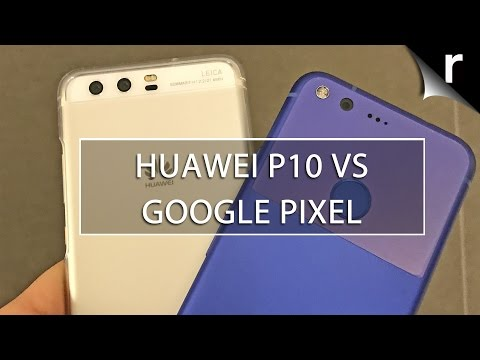 Thumbnail: Huawei P10 vs Google Pixel phone: Best of Android comparison review