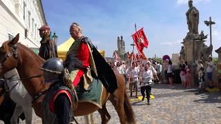 1) Královské stříbření - Kutná Hora 24.6.2017
