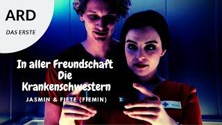 In aller Freundschaft - Die Krankenschwestern // Jasmin und Fiete (Fiemin)