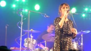 Zaz - Si je perds - live Tollwood München Munich Musik-Arena 2013-07-08