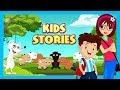 Kids Stories - English Animated Stories For Kids || The Wolf and Seven Little Goats