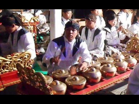 Gending TALU BURDAH - Wayang Orang PANCA BUDAYA Yogyakarta - Javanese Gamelan Ensemble [HD]