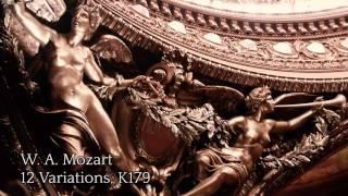 W. A. Mozart - 12 Variations, K179