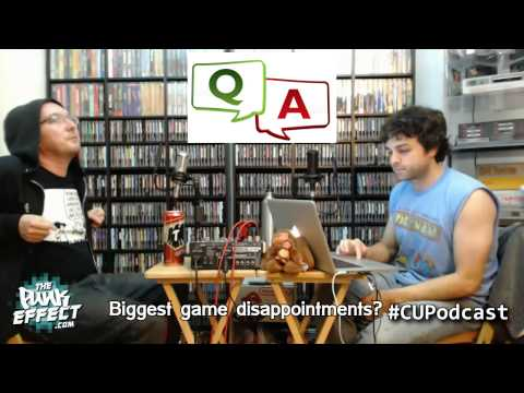 Q&A for Nov. 6, 2013 - Completely Unnecessary Podcast