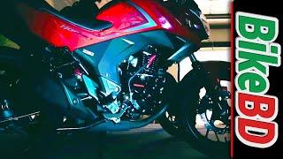 Accelerating Chittagong With Honda CB Hornet 160R!