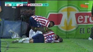Tolima vs. Junior (2-2) | Liga Aguila 2019-II | Cuadrangulares Fecha 6