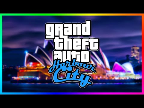 REAL OR APRIL FOOLS PRANK!? - GRAND THEFT AUTO: HARBOUR CITY - GTA Game Set In 1970's Australia!