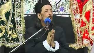 Allama Zamer Akhtar Naqvi  3rd moharam Imam Bargah Chaharda Masoomeen Ancholi, Karachi, Pakistan
