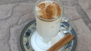 How To Make Horchata - A Refreshing Mexican Drink With Rice And Cinnamon By Rockin Robin