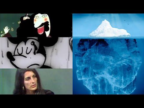 The Lost Media Iceberg | blameitonjorge