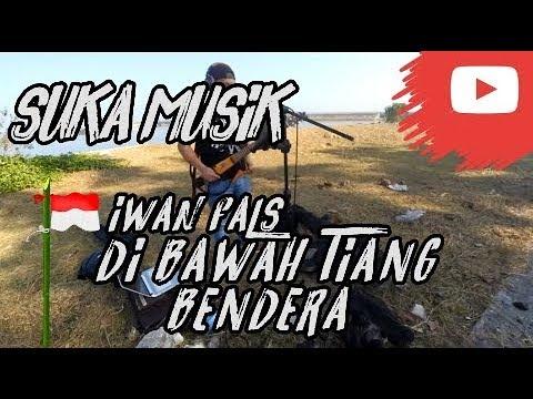 Iwan Fals - Di Bawah Tiang Bendera ( Live acoustic Poetry Fandy & Ridwan )
