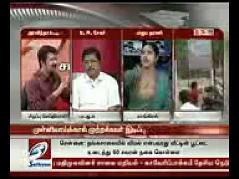 MLA  S  Vijayadharani   verbally abused