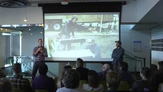 Zillow Speaker Series: 'tiny House Nation' Hosts
