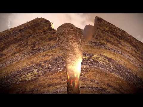Le volcan le plus actif au monde Merapi ou