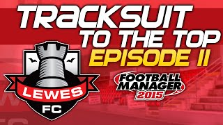 Tracksuit to the Top: Episode 11- WINNING! | Football Manager 2015