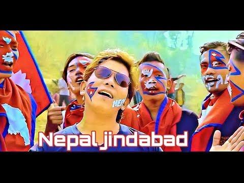 Nepal Jindabad - Sabin Lama | New Nepali National Patriotic Song 2015