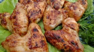 BBQ chicken wings, 燒雞翼
